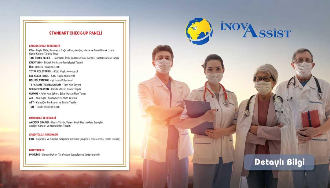 Inova Assist Müşteri Hizmetleri